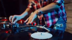 Turntablism-DJ